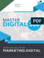 Master Digital 360 - Formação com certificação