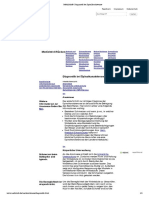 MedizInfo®_ Diagnostik bei Spinalkanalstenose