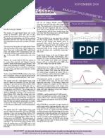 Calgary Real Estate Statistics - November 2010