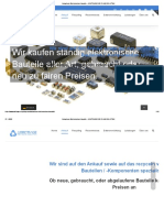 Ankauf Von Elektronischen Bauteile - Arbitrage Recycling Solution
