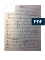 Per Me_Gen Rosso_Spartito Pianoforte