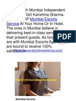 Mumbai Escorts | Mumbai Escorts Agency