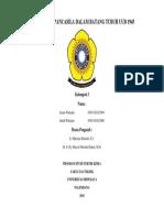 PENJABARAN PANCASILA DALAM BATANG TUBUH UUD 1946