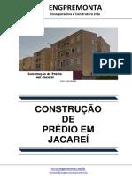 Construção de Prédio Em Jacareí