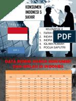 INDEKS HARGA KONSUMEN DAN INFLASI DI INDONESI 5