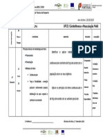 planificação ufcd cardio-fitness 9460