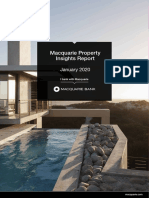 Macquarie Property Insights Report January 2020
