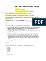 Soal TWK CPNS Bagian Ketiga mautidur.com.pdf