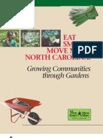 Growing Communities through Gardens - Eat Smart, Move More North Carolina