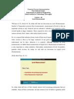 level ,easurement nptel.pdf