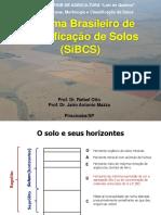Aula 5 - Sistema Brasileiro Classificação