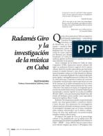 015_Rames Giró y la investigación de la música en Cuba