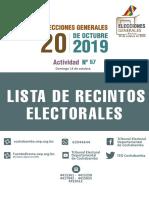 Lista-de-Recintos-Electorales-2019