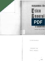 Esquemas de etica general Ceballos