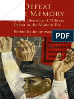MACLEOD, Jenny (ed.) - Defeat and Memory