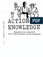 1991, Orlando Fals-Borda, Action and Knowledge.pdf