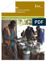 Livestock value chain analysis and project development