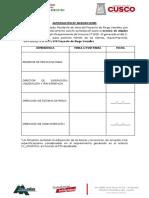 AUTORIZACION DE SERVICIO DE ESTACION TOTAL