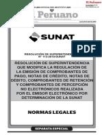 RESOLUCION DE SUPERINTENDENCIA ° 113-2018-SUNAT