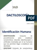 Dactiloscopía