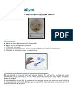 COMPACT DRY PARA Salmonella spp EN 48 HORAS