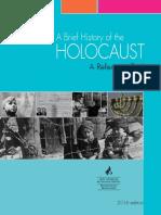 Brief History Holocaust
