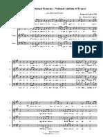 [Free-scores.com]_van-campenhout-francois-hymne-national-francais-choeur-satb-35420