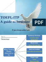 A guide for Structure