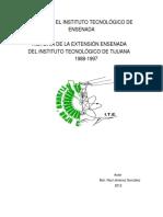 ASÍ NACIÓ EL TECNOLÓGICO DE ENSENADA
