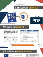 Unidad temática_4_El procesador de Textos