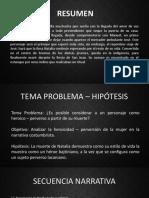 El dolor de soñar - Lit Latinoamericana II.ppptx