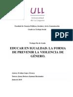 EDUCAR EN IGUALDAD. LA FORMA DE PREVENCION DE LA VIOLENCIA DE GENERO. .pdf