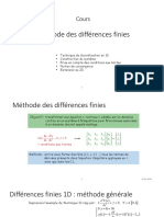 Cours Difference Finie