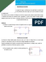EJERCICIOS CIRCUITOS ELECTRICOS FISICA III