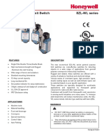 BROSUR LIMIT SWITCH