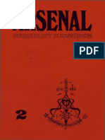 1973 - Arsenal - Surrealist Subversion #2