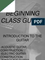 Beginning Class Guitar.pptx