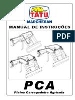 PCA Plaina Carregadeira rev000212