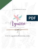 Flores Aguirre