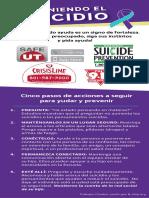 suicide prevention brochure - spanish  05112018