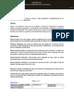 Modelo Política para la Administración de Inventarios