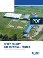 Perry County Correctional Center brochure