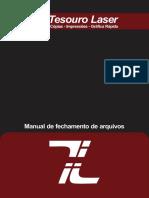 manual de fechamentos de arquivos