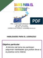 HABILIDADES PARA EL LIDERAZGO COMPLETO
