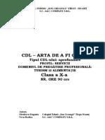 CDL ARTA DE A FI GAZDA_CLASA a  X-a  (1) (3).doc
