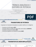 Sesión 4- Transistores.pptx