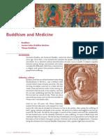 Arya (2009) Buddhism and Medicine