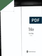edición Trilce, páginas iniciales