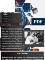 Gandhi and Modern India-palak ahuja