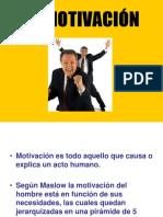 2- La motivación